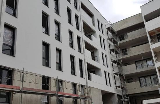 Constuction d'un immeuble