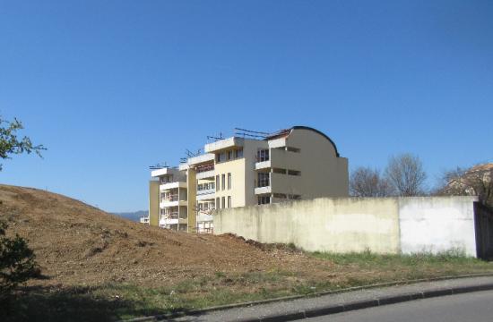 Un immeuble à haute qualité environnementale de 30 logements à l'entrée de Valence