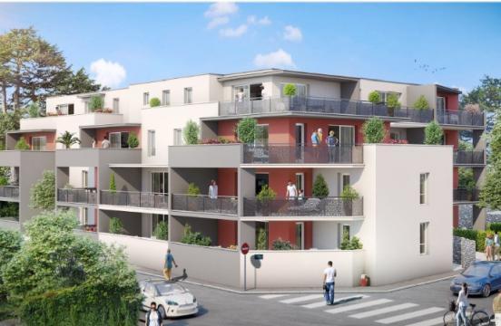 Un nouveau projet à démarrer à Rives (38) : un immeuble de 24 logements